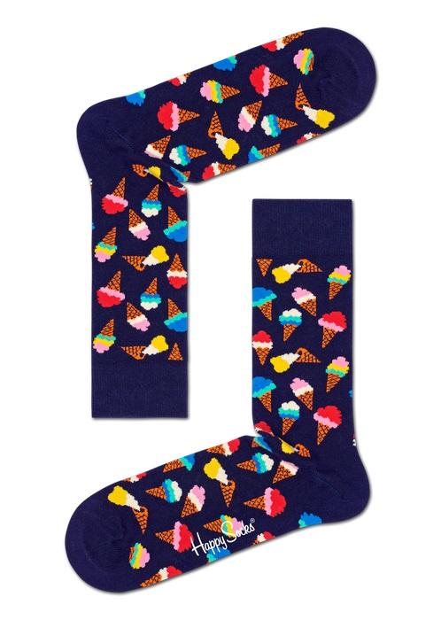 Happy Socks Ice Cream Multi 6300 41-46