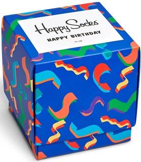 Happy Socks Happy Birthday Gift Box Multi 2700 36-40