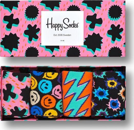 Happy Socks Festival Gift Box Multi 0100 36-40