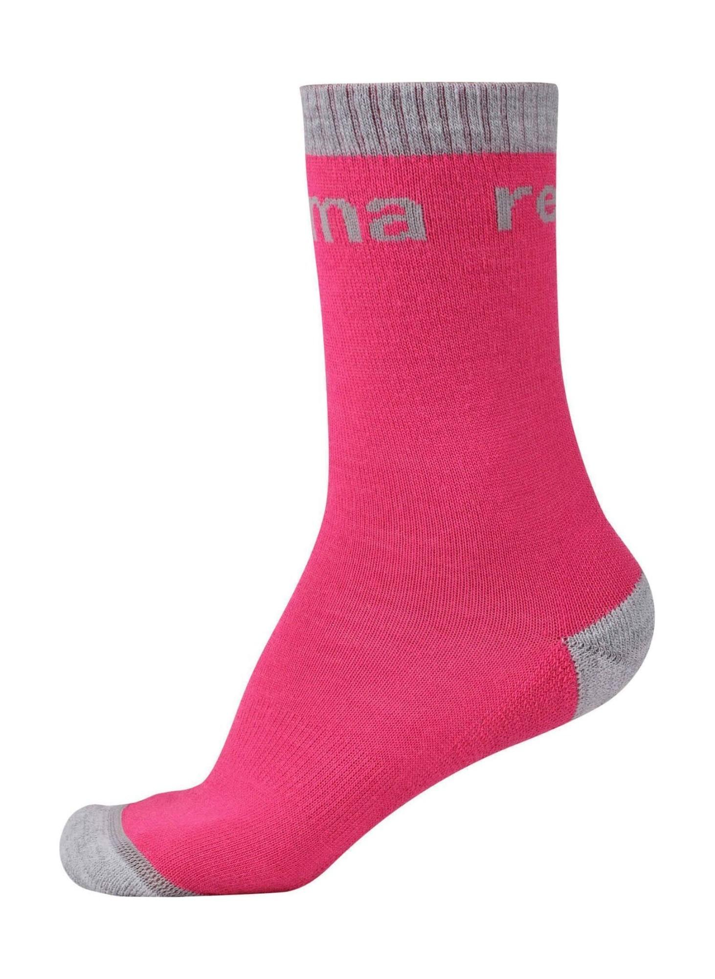 REIMA Boot Raspberry Pink 34-37