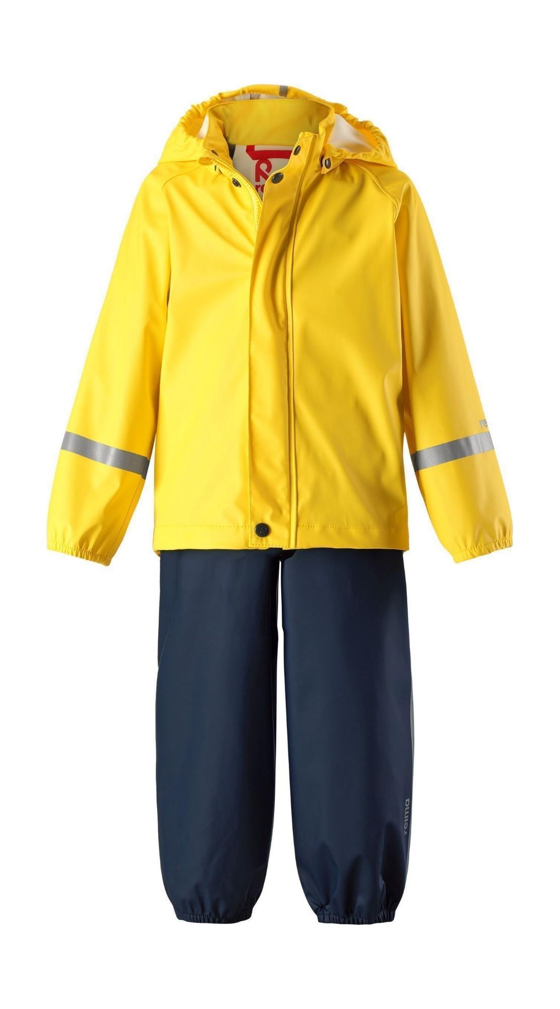 REIMA Tihku Yellow 235A 116