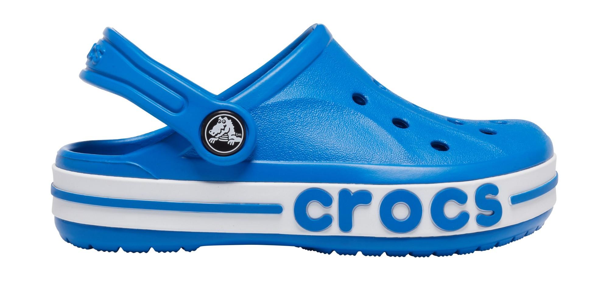 Crocs™ Bayaband Clog Kid's Bright Cobalt 29