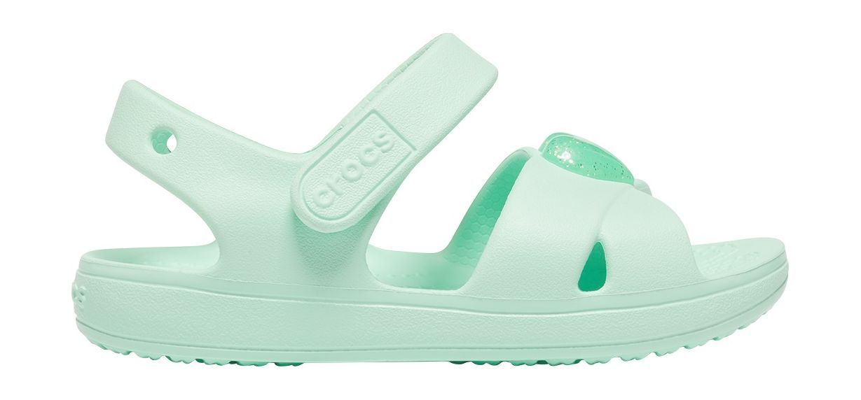 Crocs™ Classic Cross Strap Sandal PS Neo Mint 28