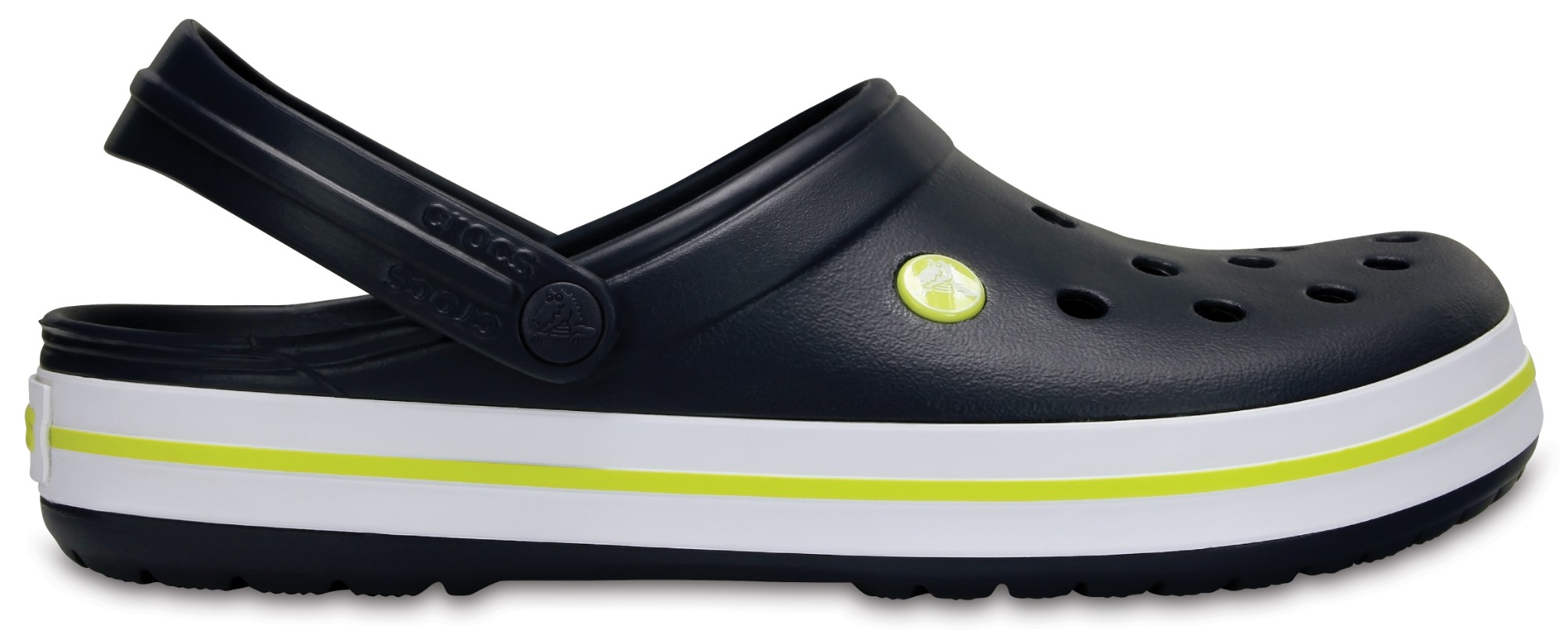 Crocs™ Crocband™ Navy/Citrus 41
