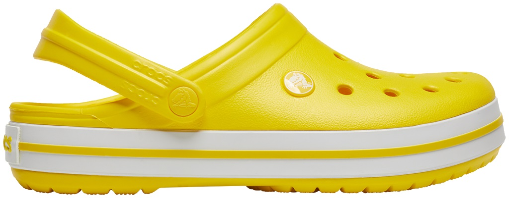 Crocs™ Crocband™ Lemon/White 42,5