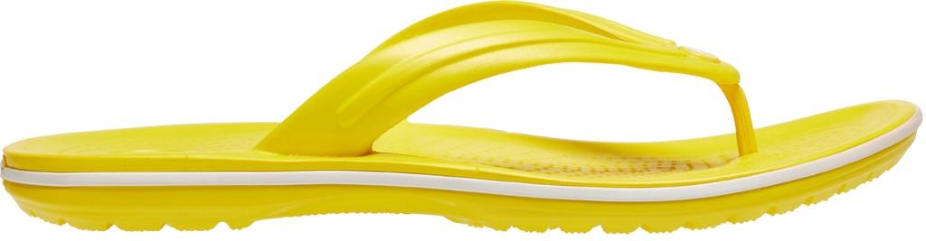 Crocs™ Crocband™ Flip Lemon/White 39,5