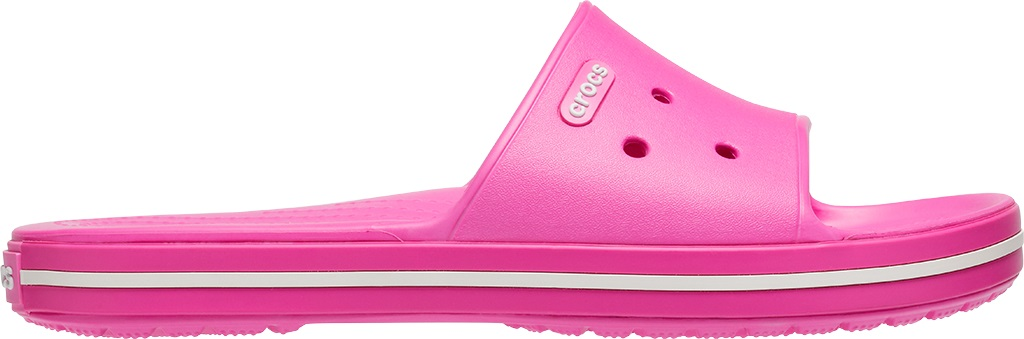 Crocs™ Crocband III Slide Electric Pink/White 41