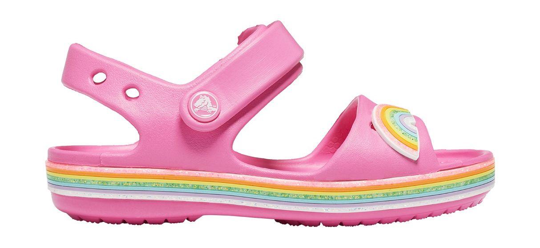 Crocs™ Crocband Imagination Sandal PS Pink Lemonade 33,5