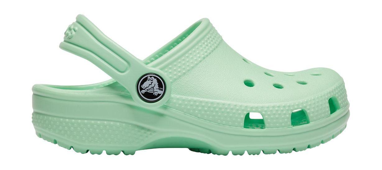 Crocs™ Kids' Classic Clog Neo Mint 35