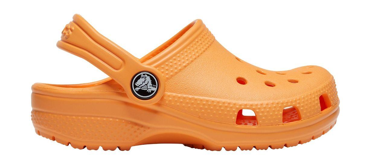 Crocs™ Kids' Classic Clog Cantaloupe 30