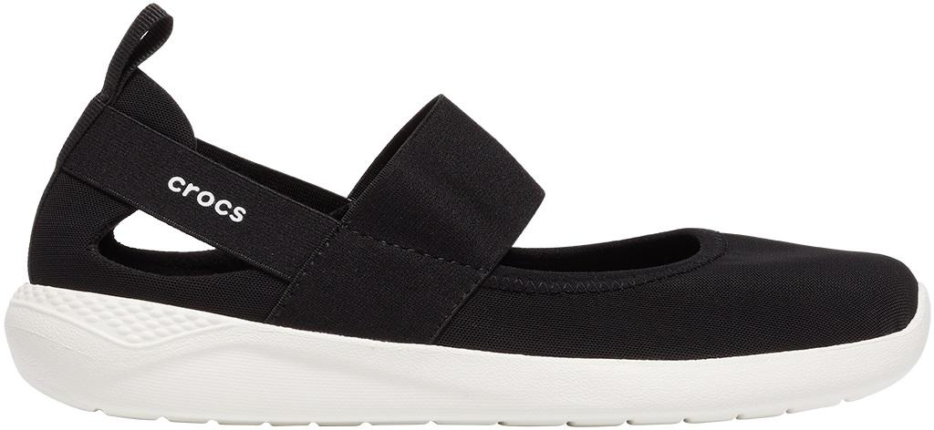 Crocs™ Literide Mary Jane Womens Black/White 39,5