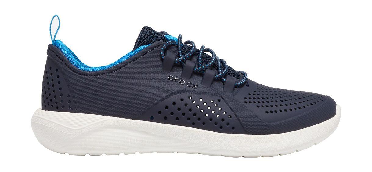 Crocs™ LiteRide Pacer Kid's Navy/White 38,5