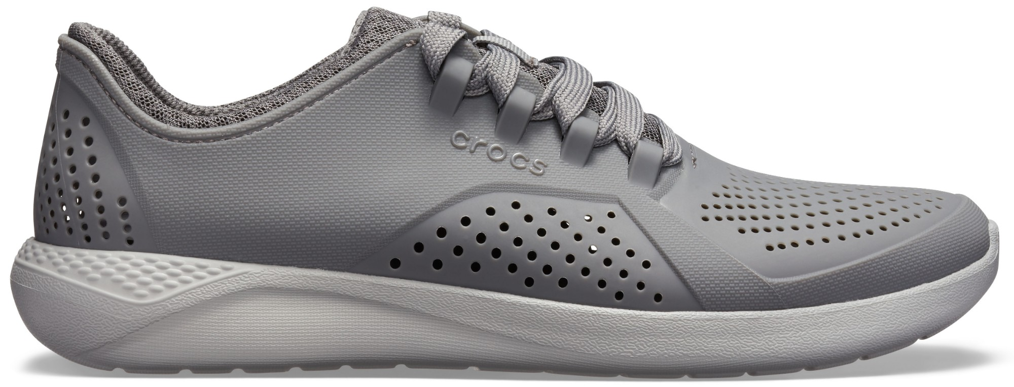 Crocs™ LiteRide Pacer Charcoal/Light Grey 36,5