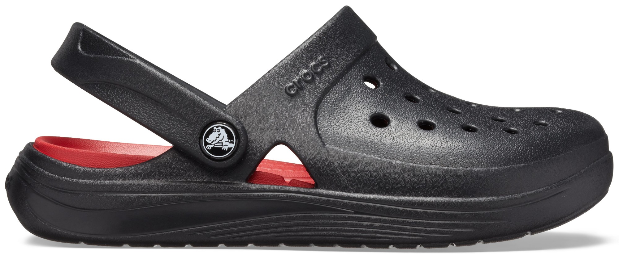 Crocs™ Reviva Clog Black/Pepper 43,5