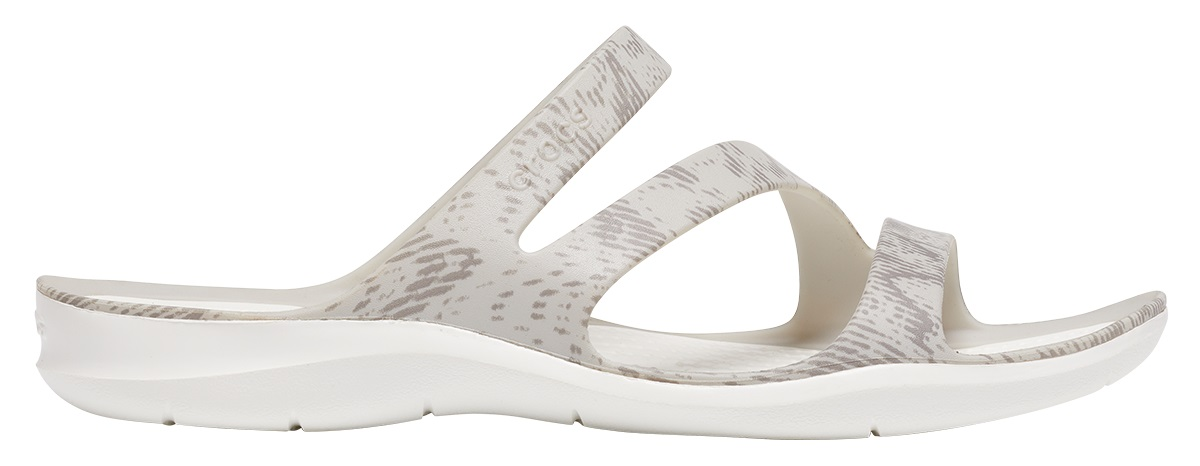 Crocs™ Swiftwater Cardio Wave Sandal Womens Pearl White/White 42,5