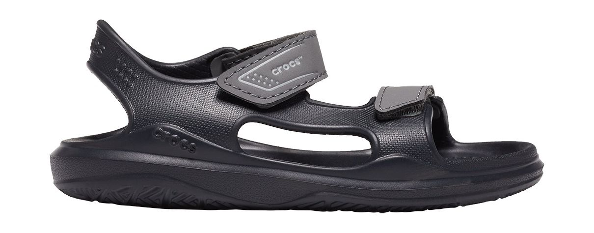 Crocs™ Swiftwater Expedition Sandal Kids Black/Slate Grey 36,5