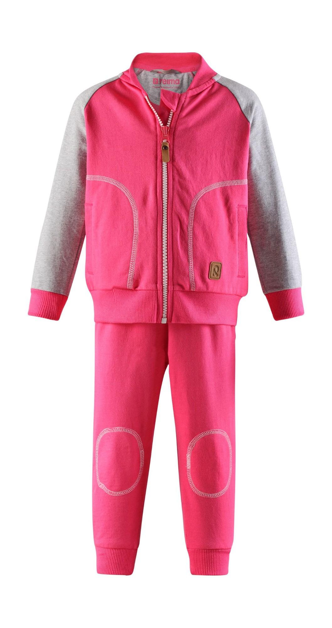 REIMA Tiira Candy Pink 110