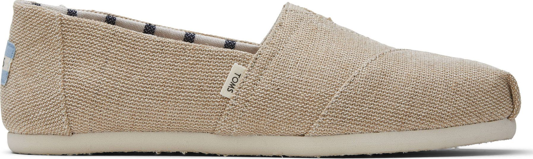 TOMS Heritage Canvas Women's Alpargata Natural 37,5