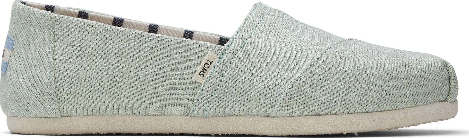 TOMS Heritage Canvas Women's Alpargata Green 36,5