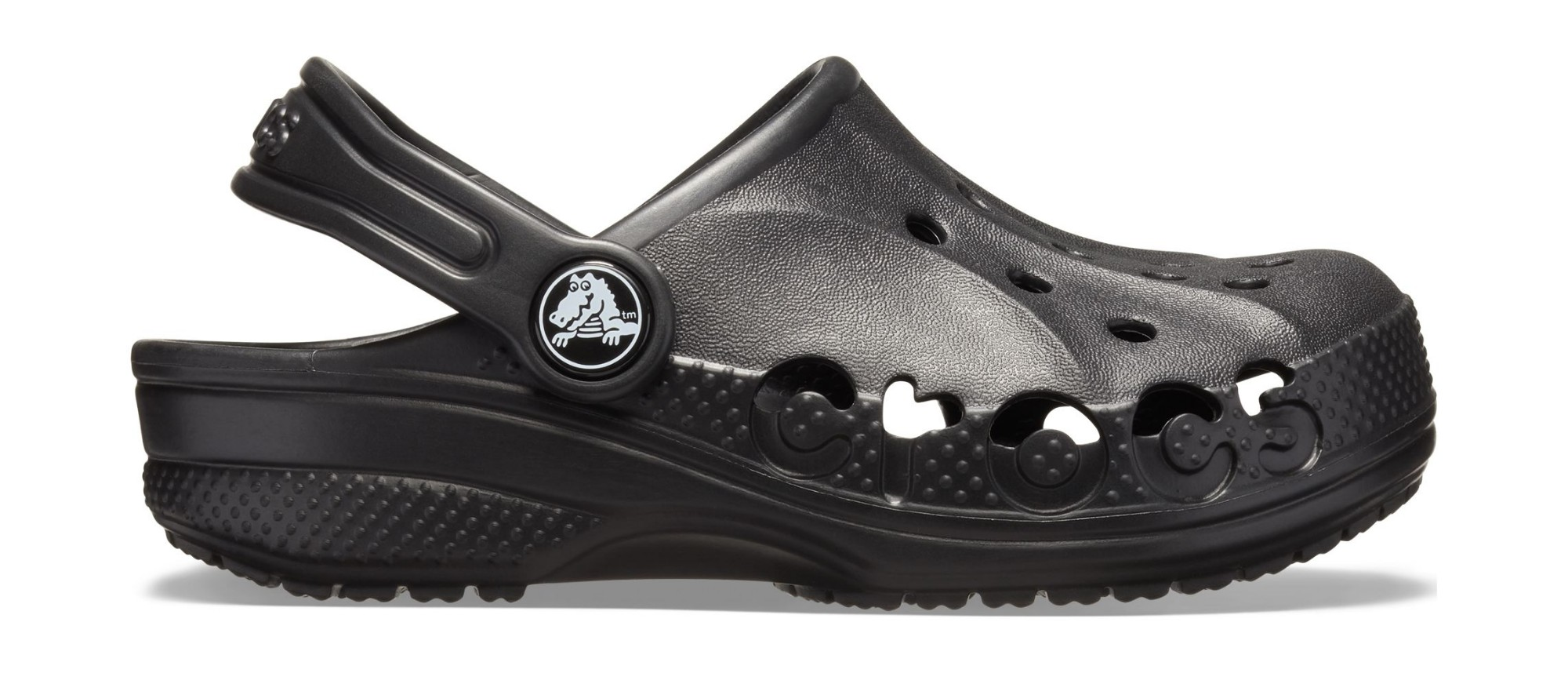 Crocs™ Baya Clog Kid's Black 30