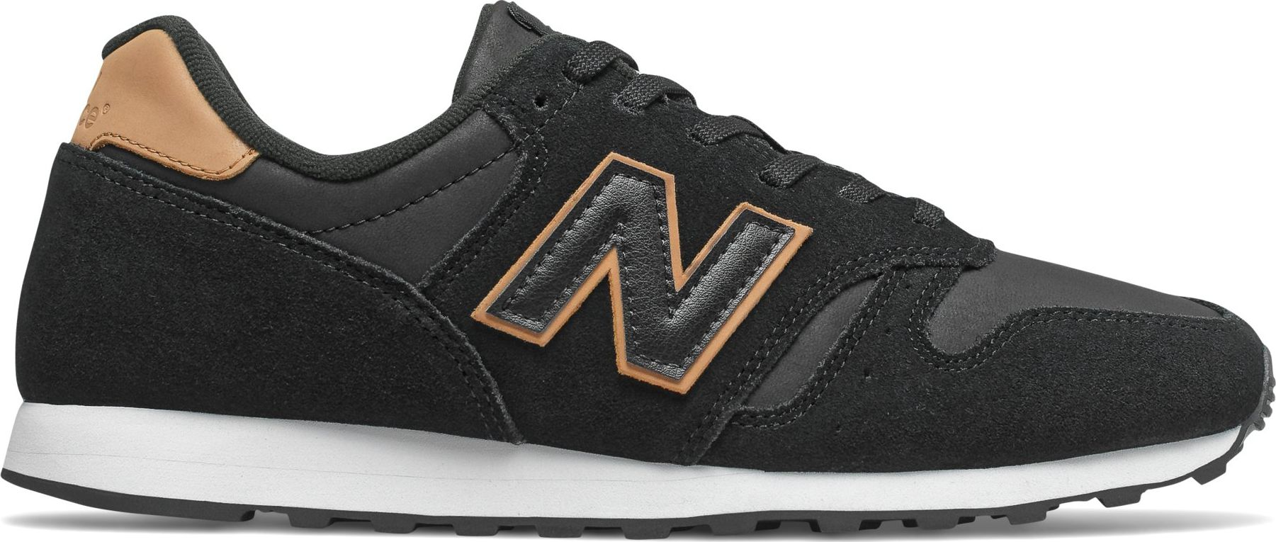 New Balance ML373 Black MMT 43