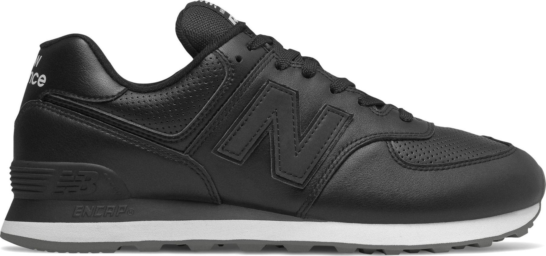 New Balance ML574 T2 Black/White 42