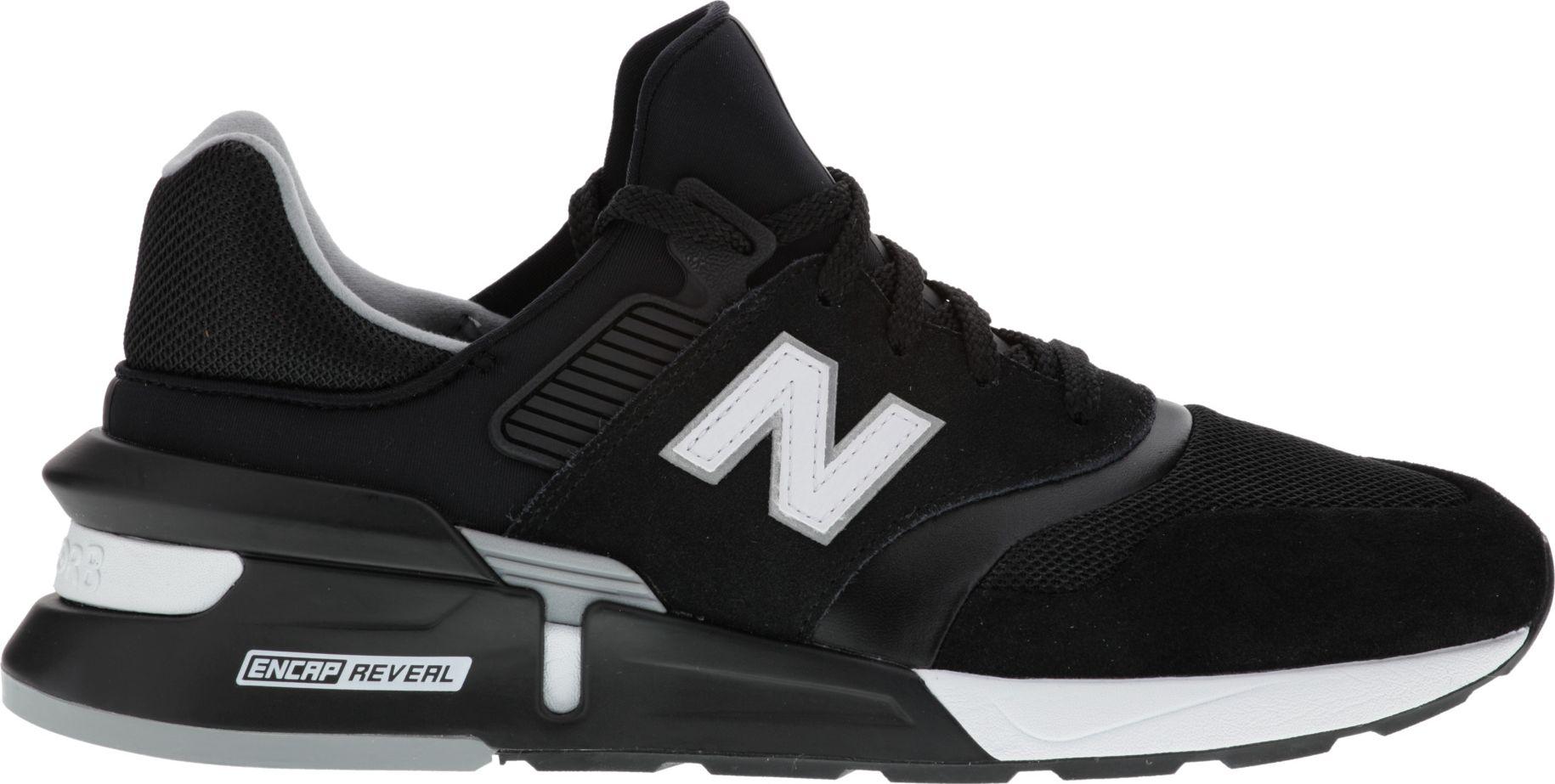 New Balance MS997 Sport T3 Black/White 44