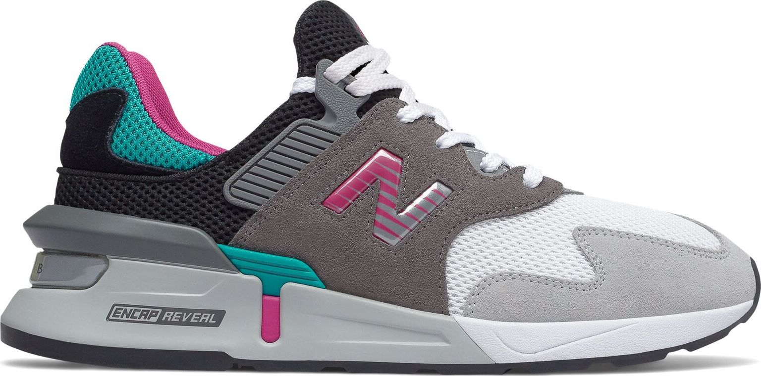 New Balance MS997 Sport T3 Grey/Green 42