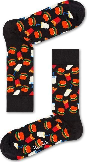 Happy Socks Hamburger Multi 9000 36-40