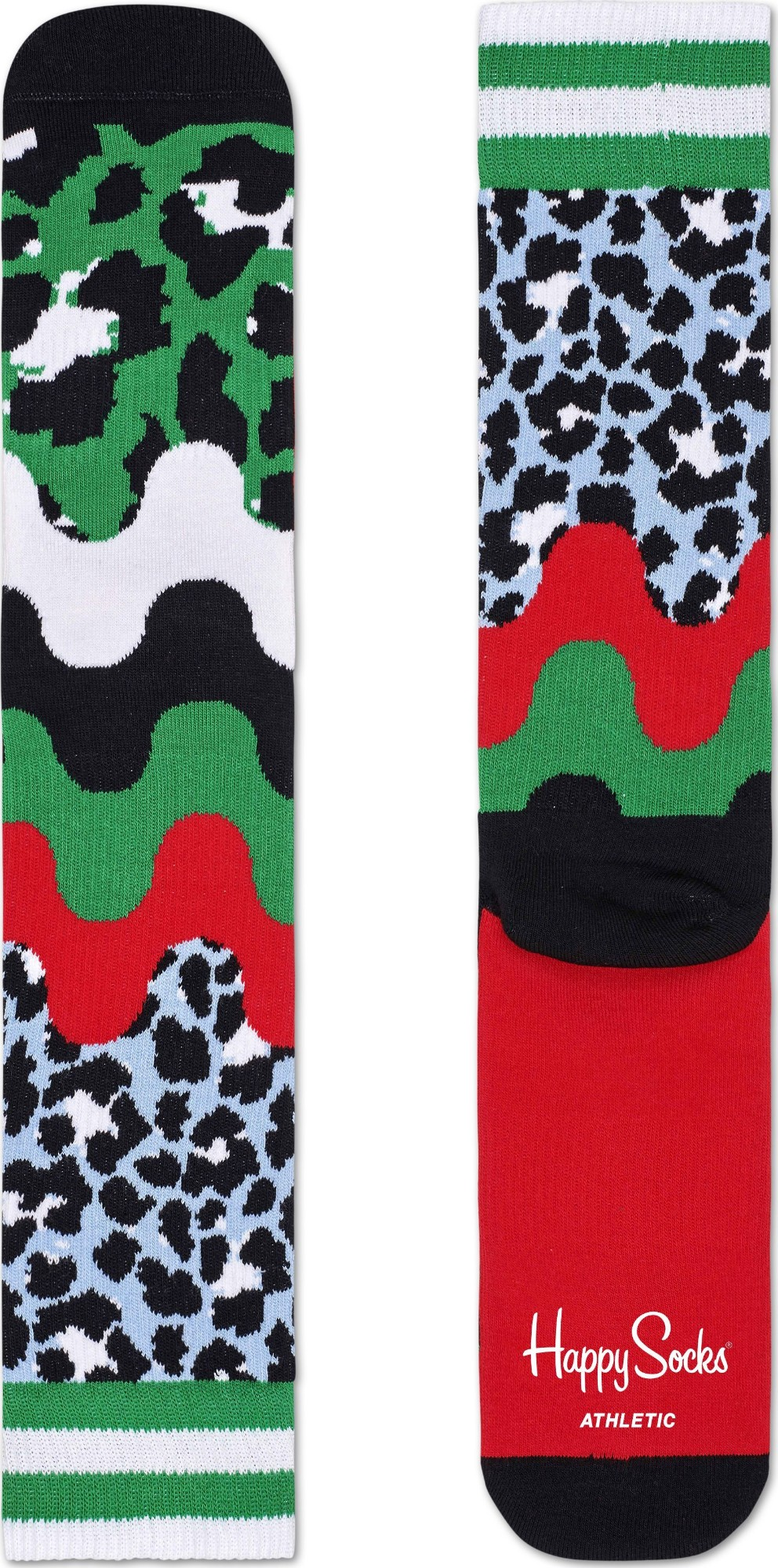 Happy Socks Athletic Animal Multi 0100 36-40