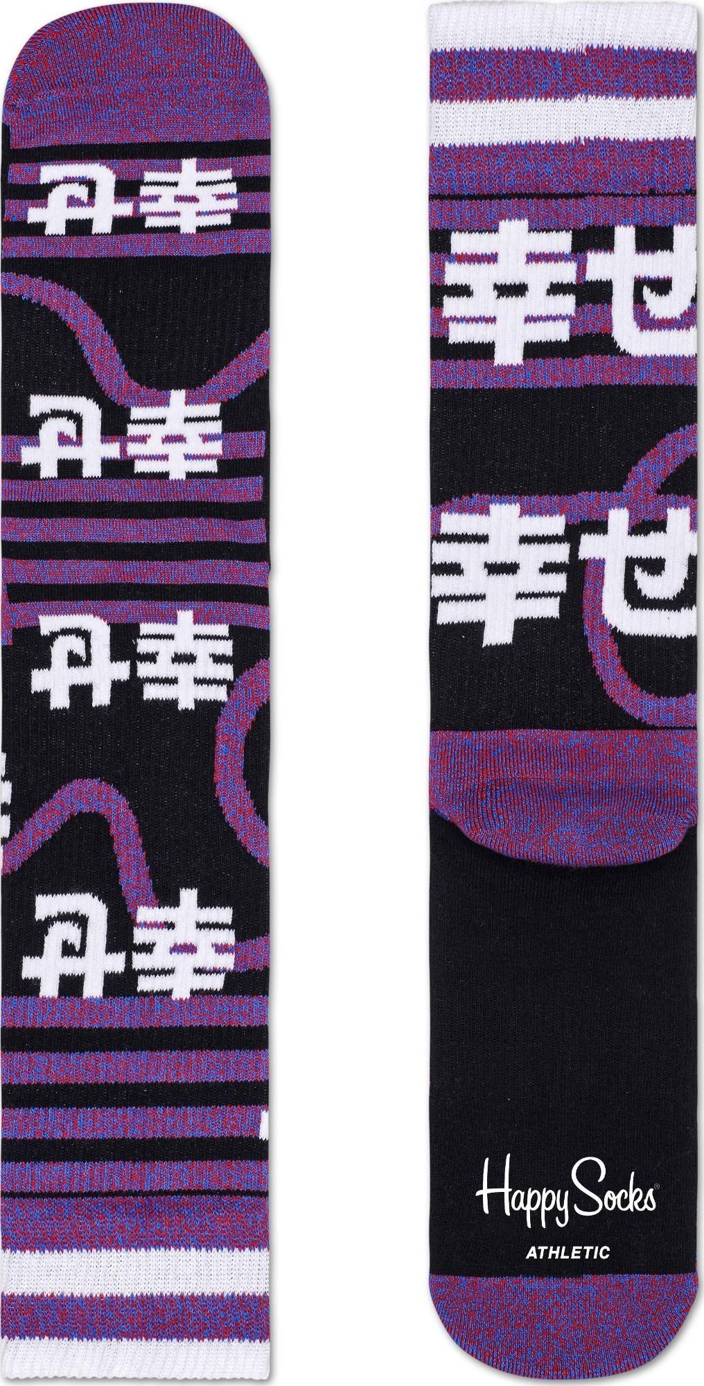 Happy Socks Athletic Japan Multi 9300 36-40