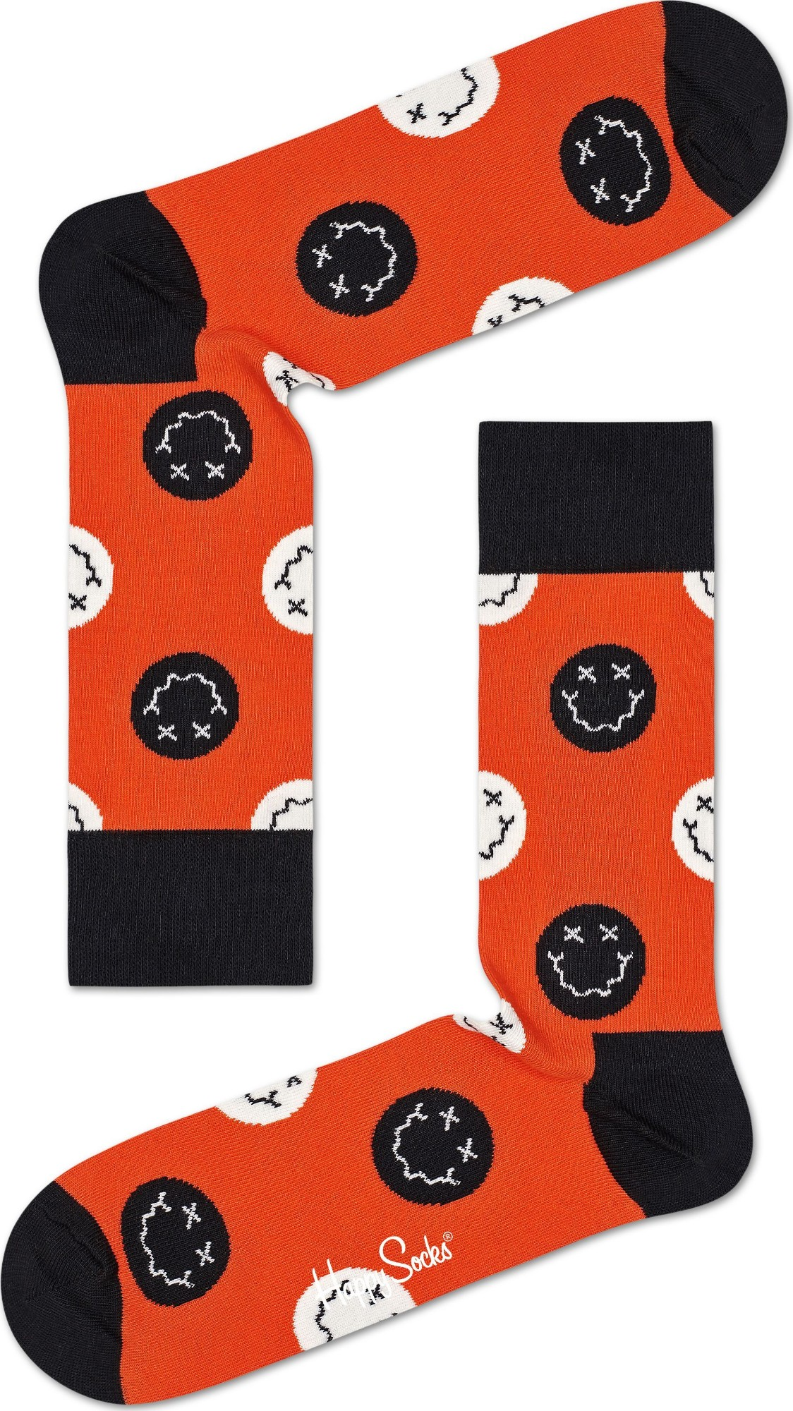 Happy Socks Halloween Smiley Multi 4300 41-46