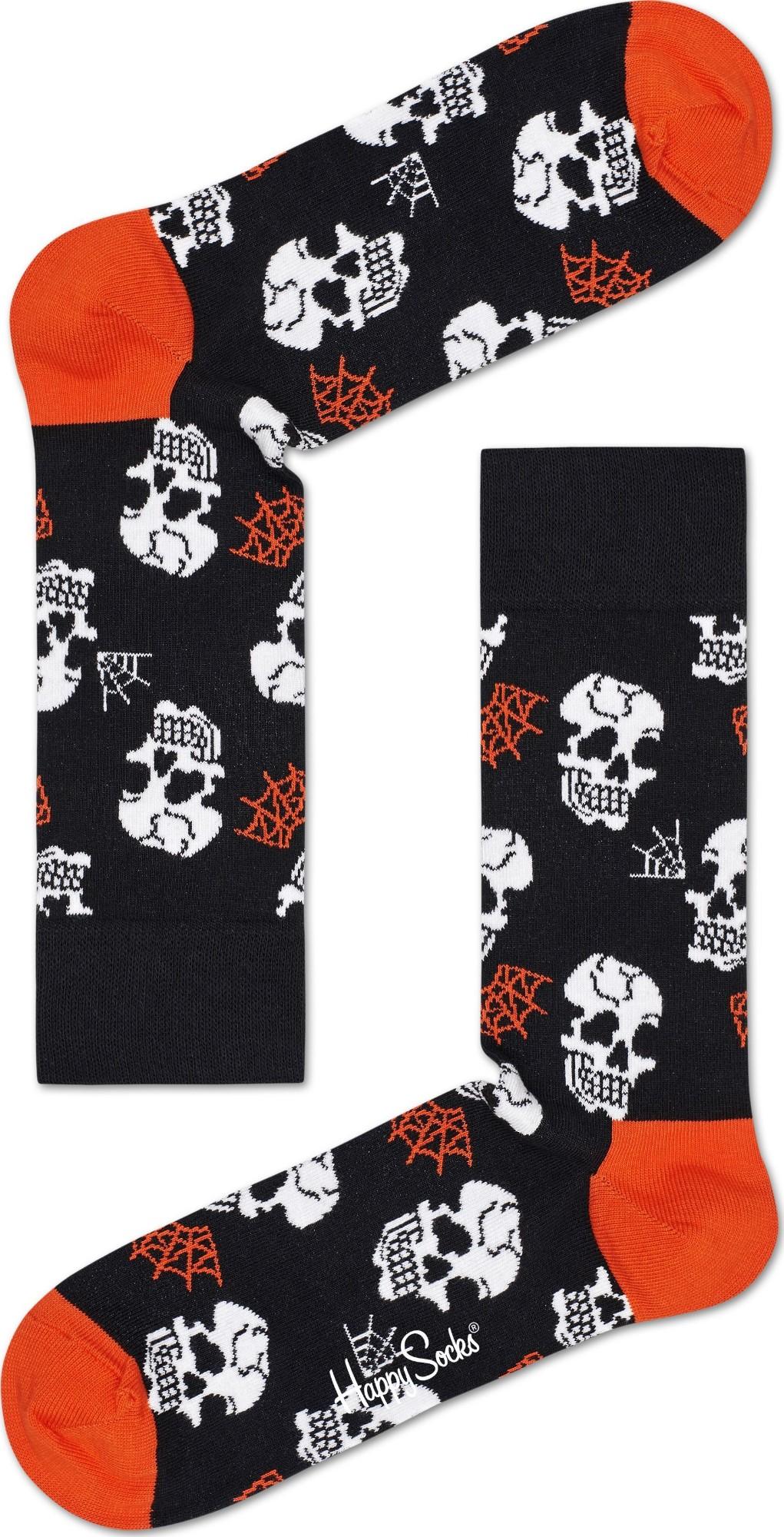 Happy Socks Halloween Skull Multi 9000 41-46