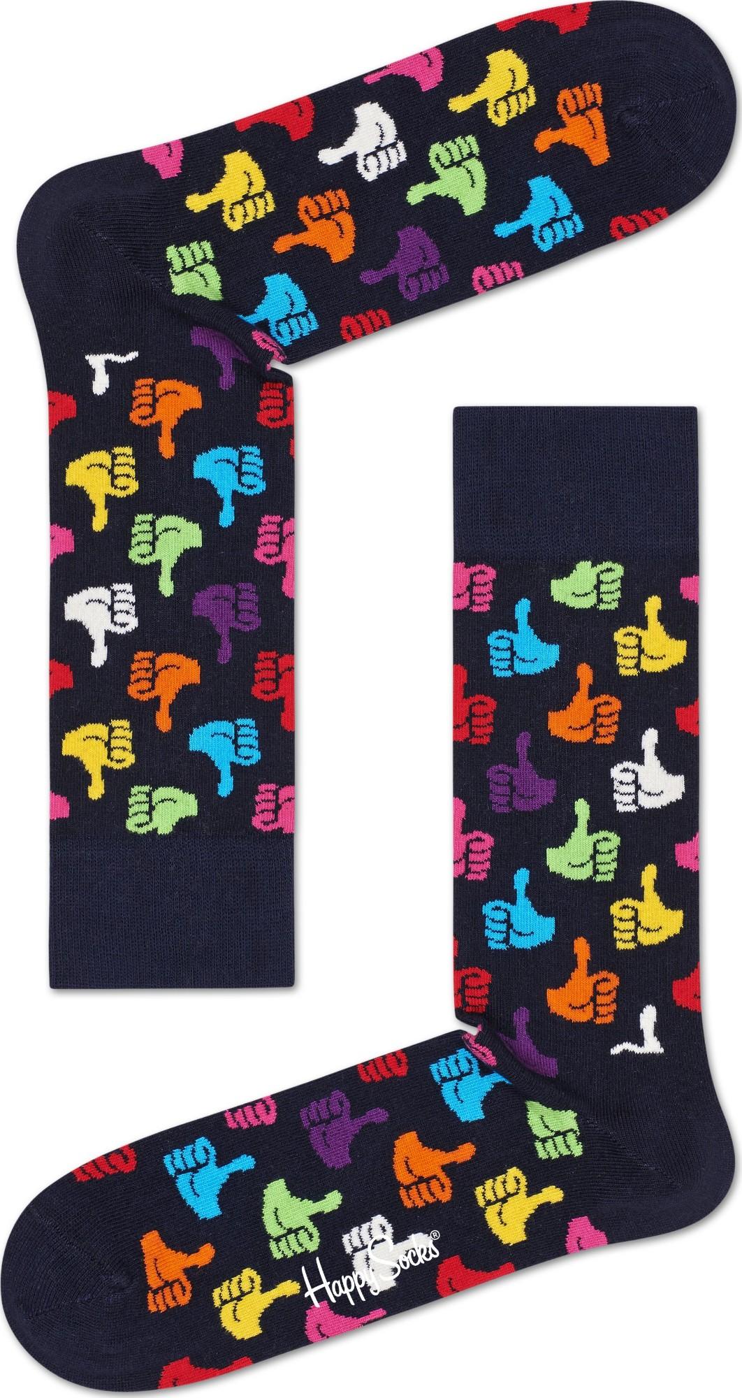 Happy Socks Thumbs Up Multi 6500 41-46