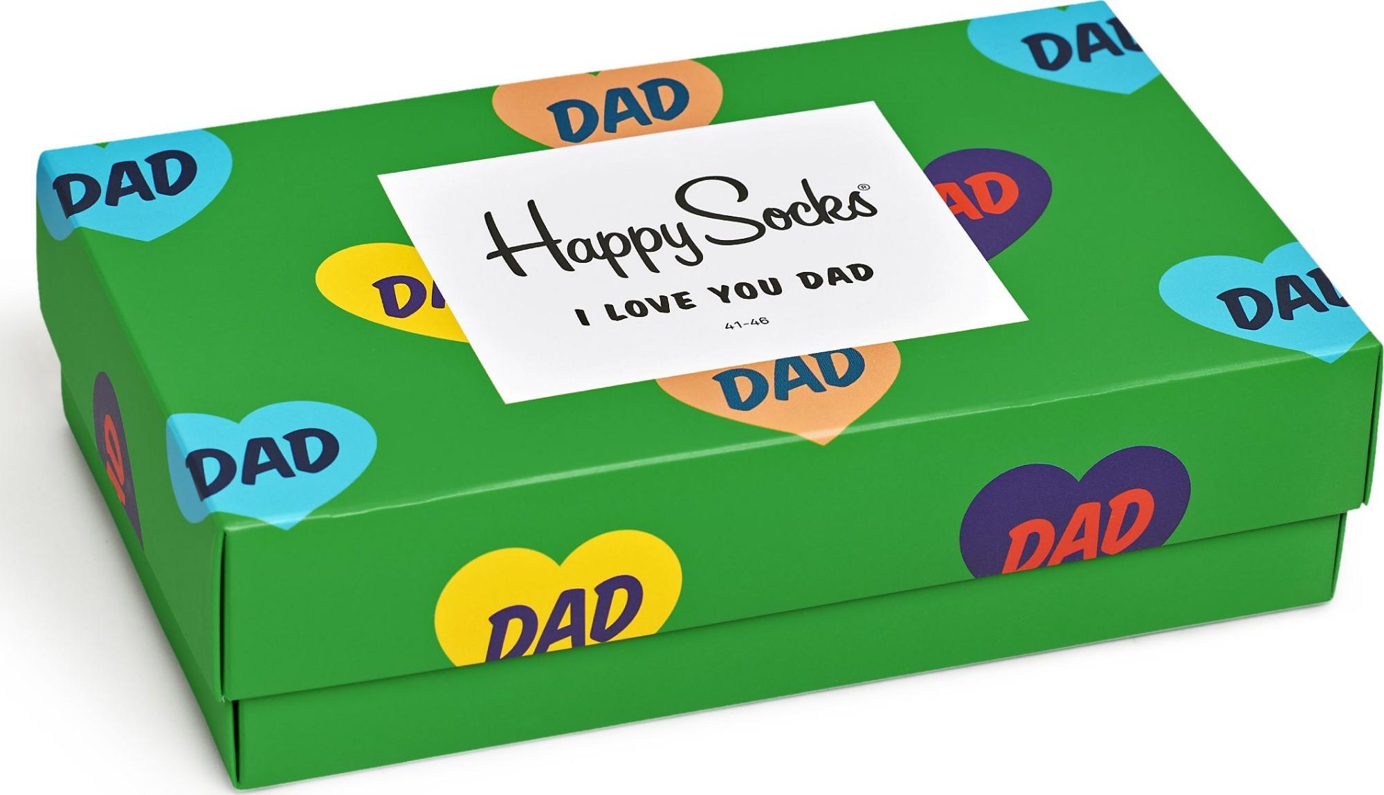 Happy Socks Father's Day Gift Box Multi 7300 41-46