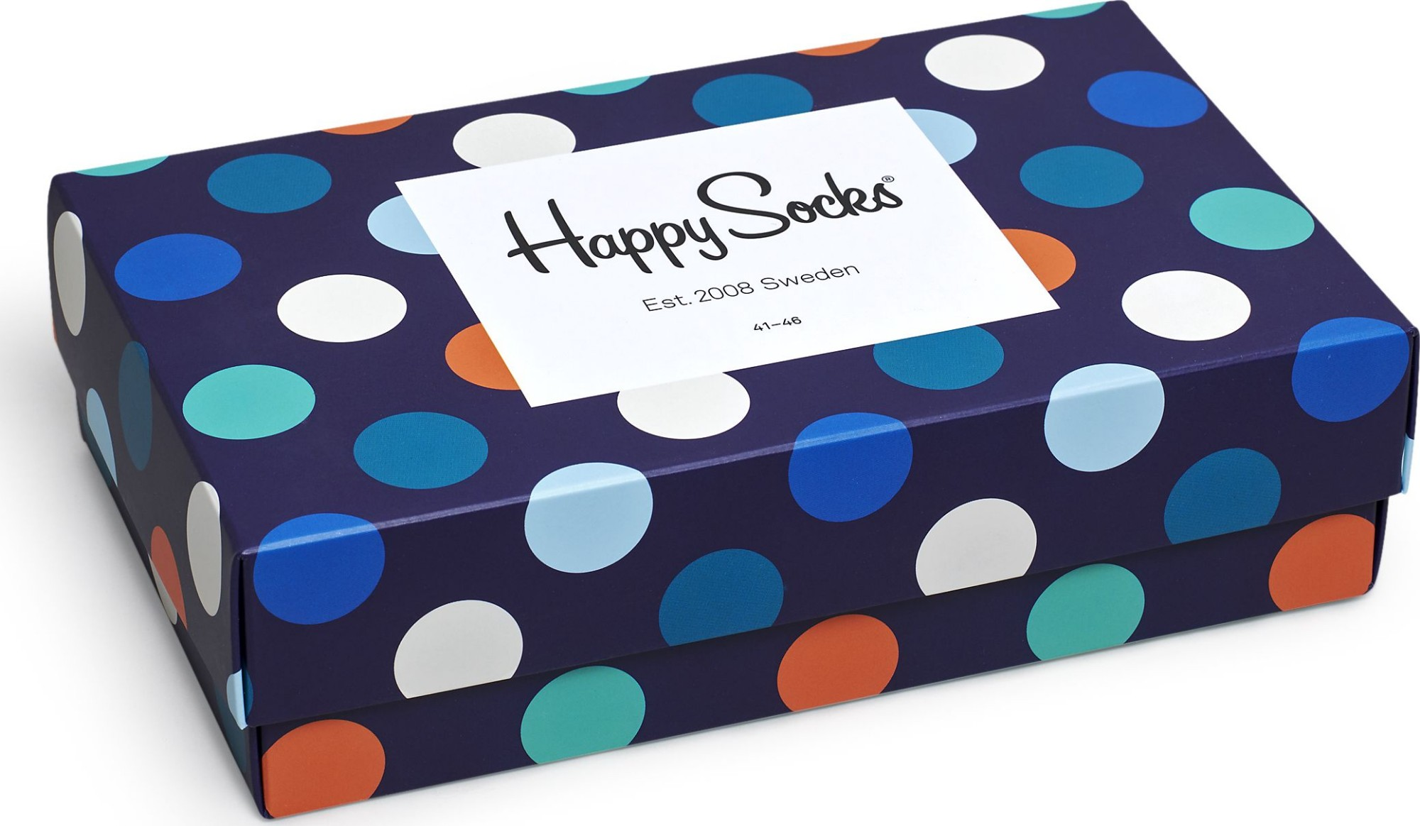 Happy Socks Classic Mix Gift Box Multi 6000 36-40