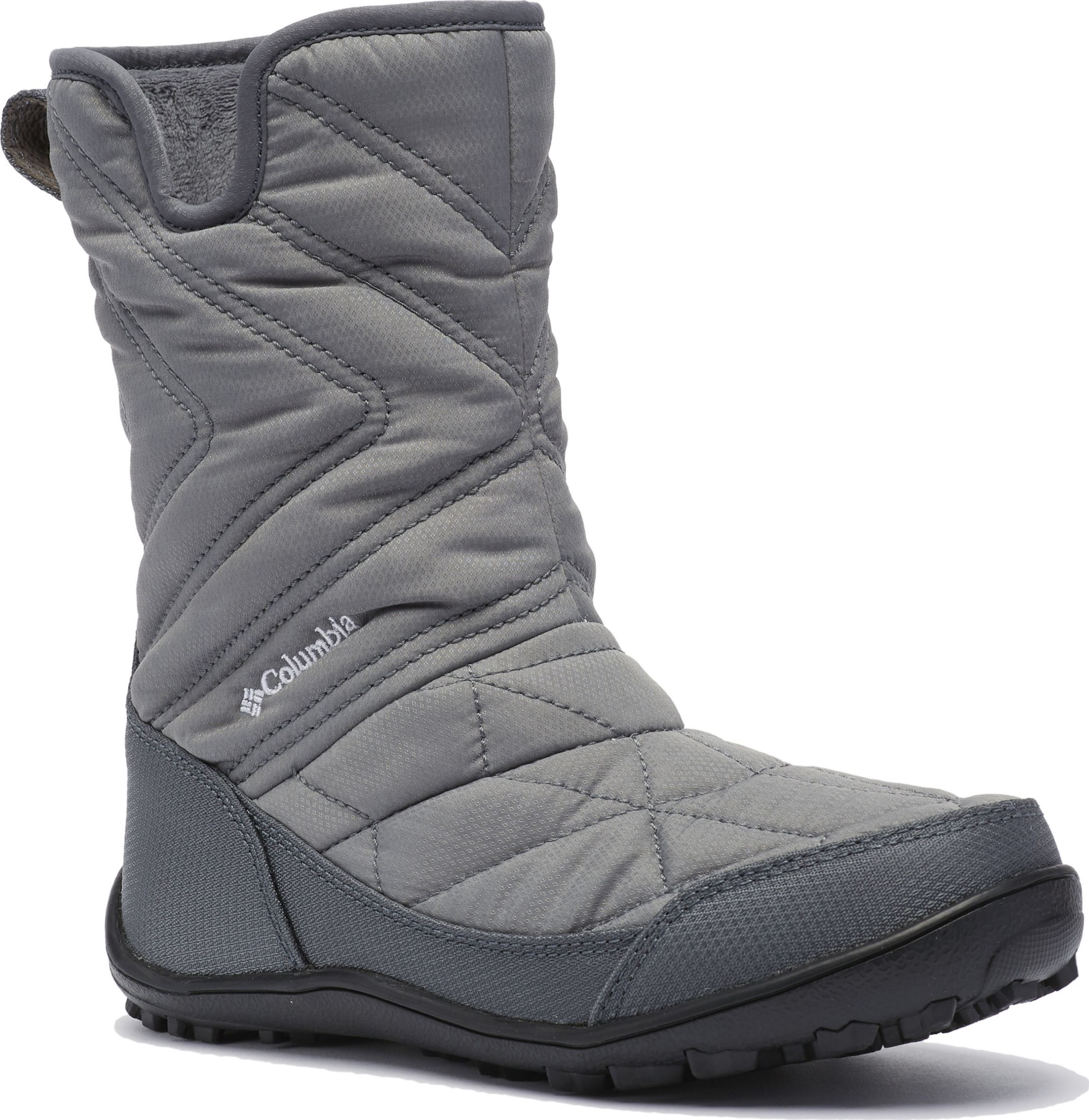 Columbia Youth Minx Slip III Ti Grey Steel/White 39