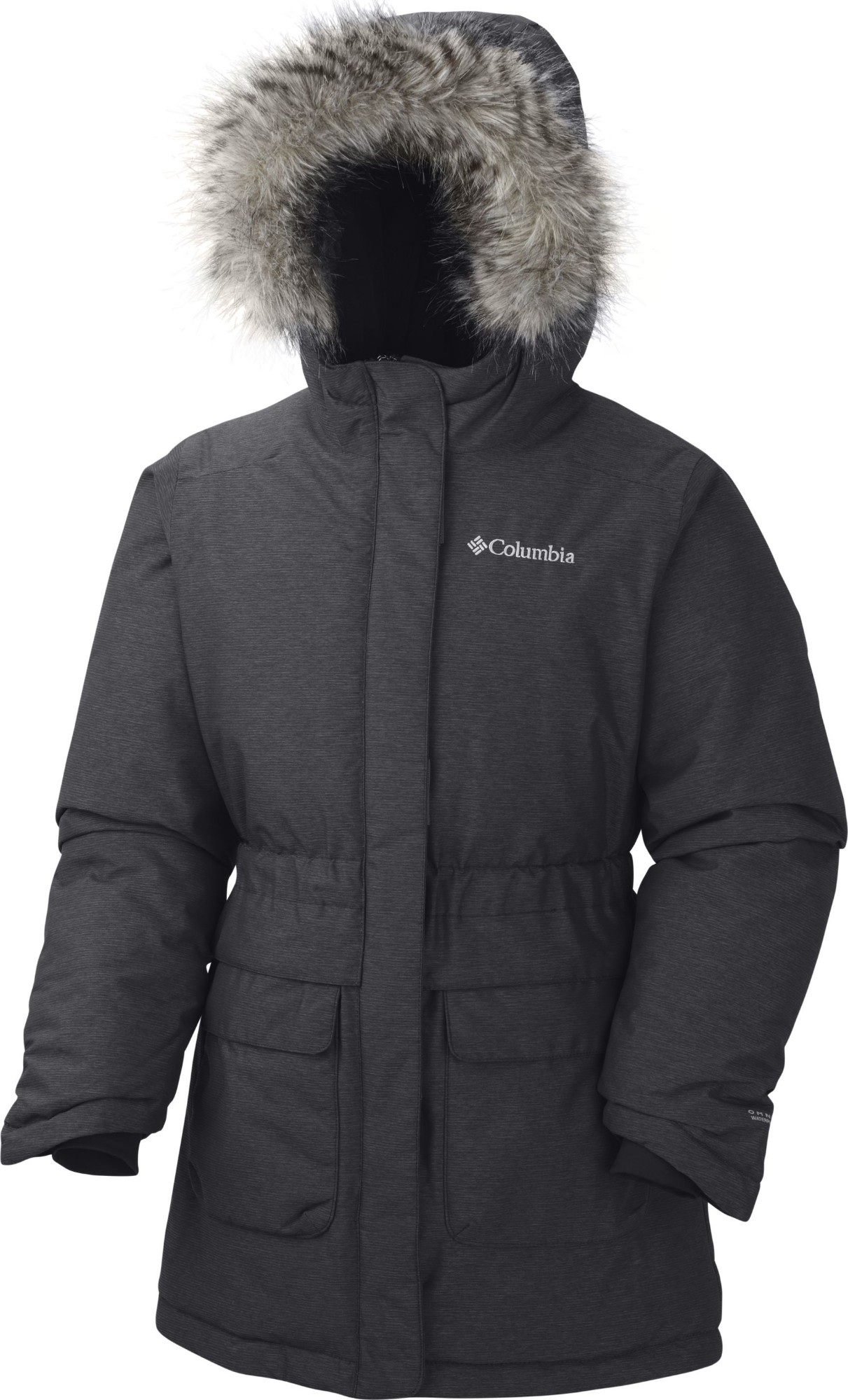 Columbia Nordic Strider Jacket Girls Black 152