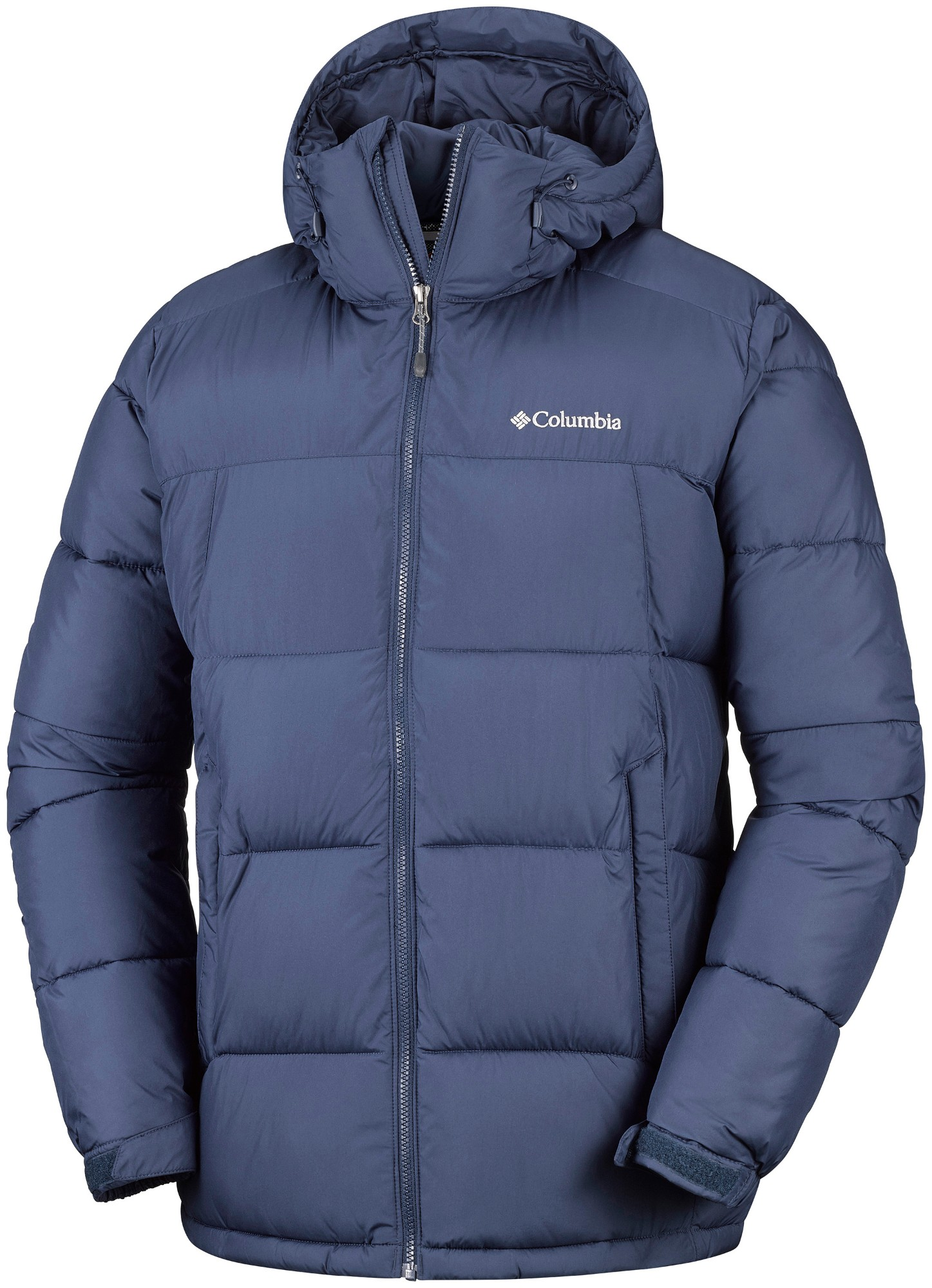 Columbia Pike Lake Hooded Jacket Collegiate Navy L