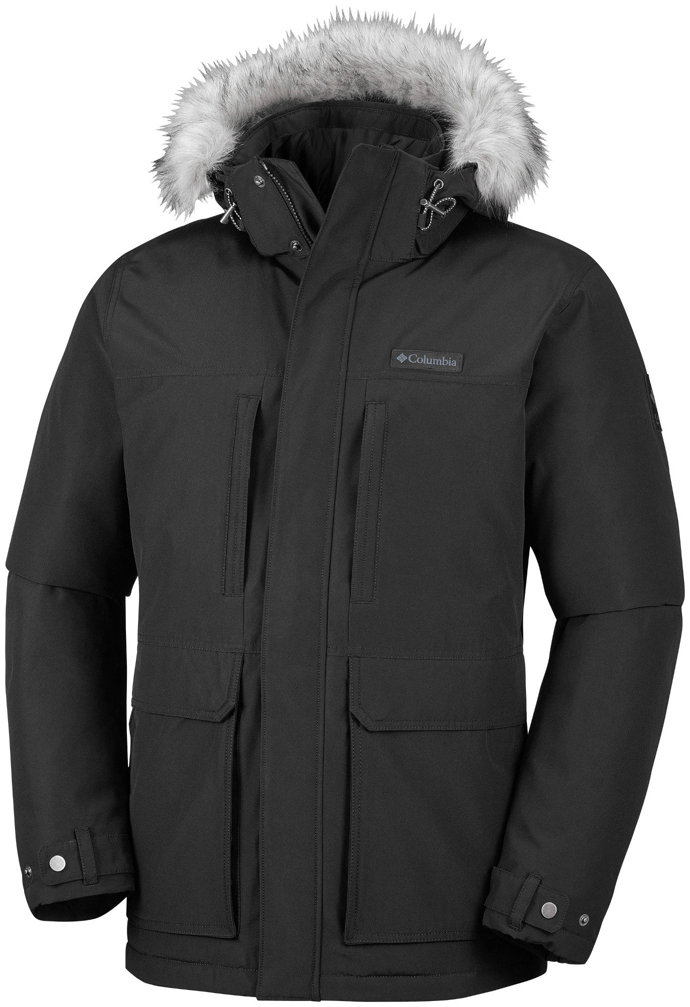 Columbia Marquam Peak Jacket Black L