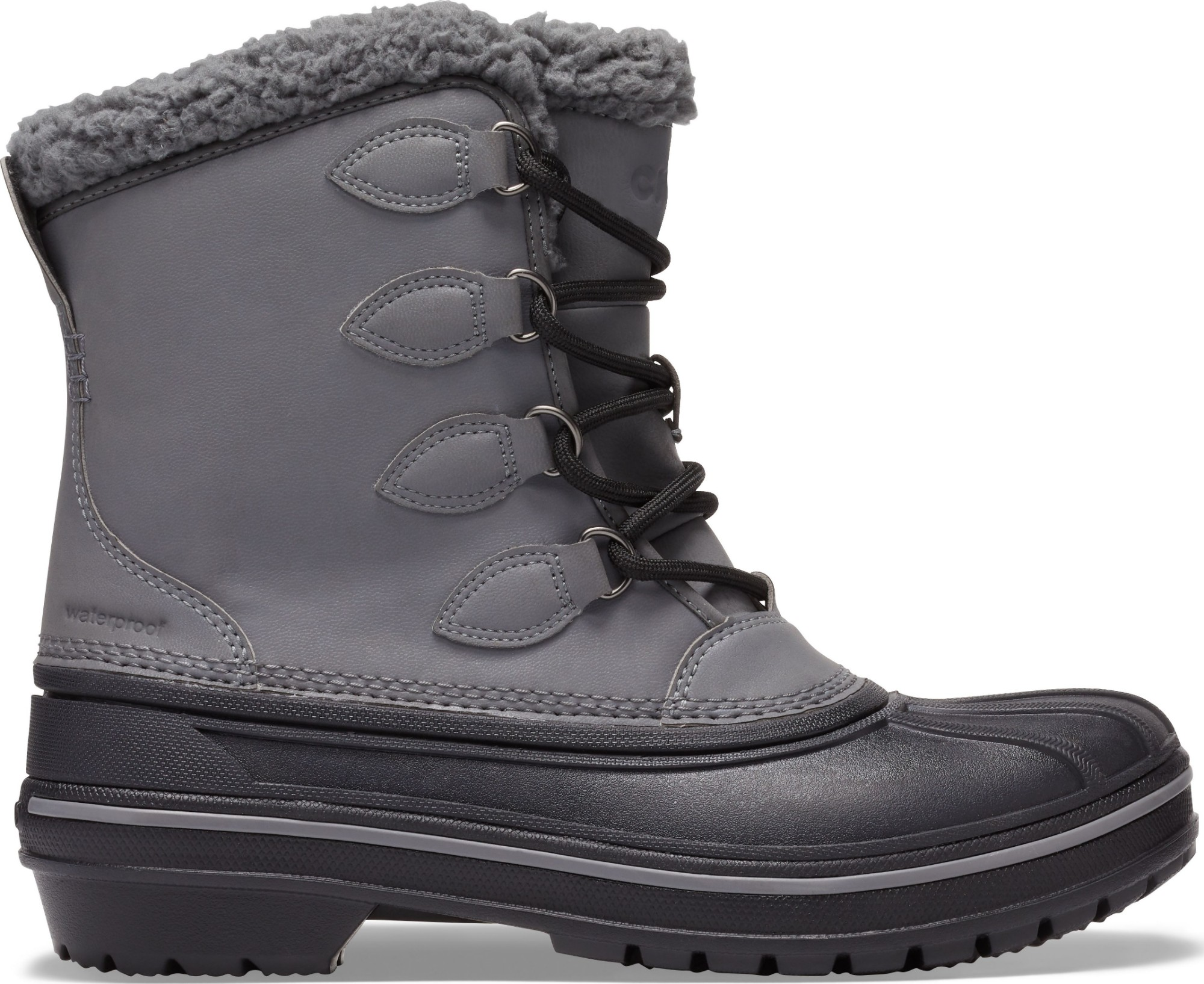 Crocs™ AllCast II Boot Charcoal 38,5