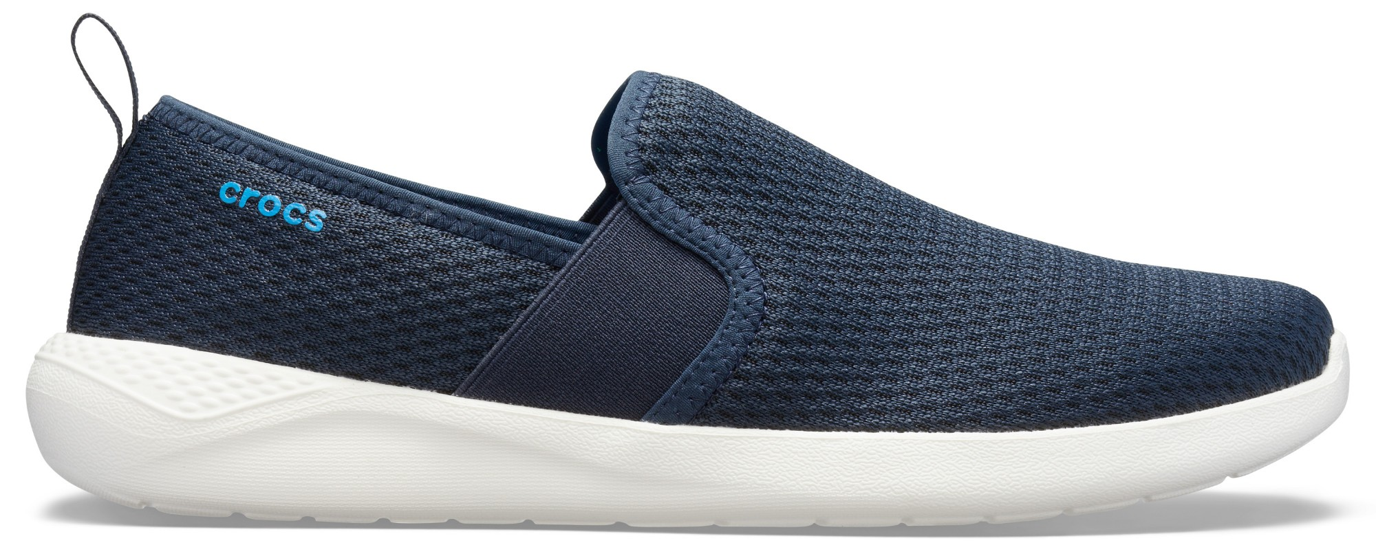 Crocs™ LiteRide Mesh Slip-On Men's Navy/White 47,5