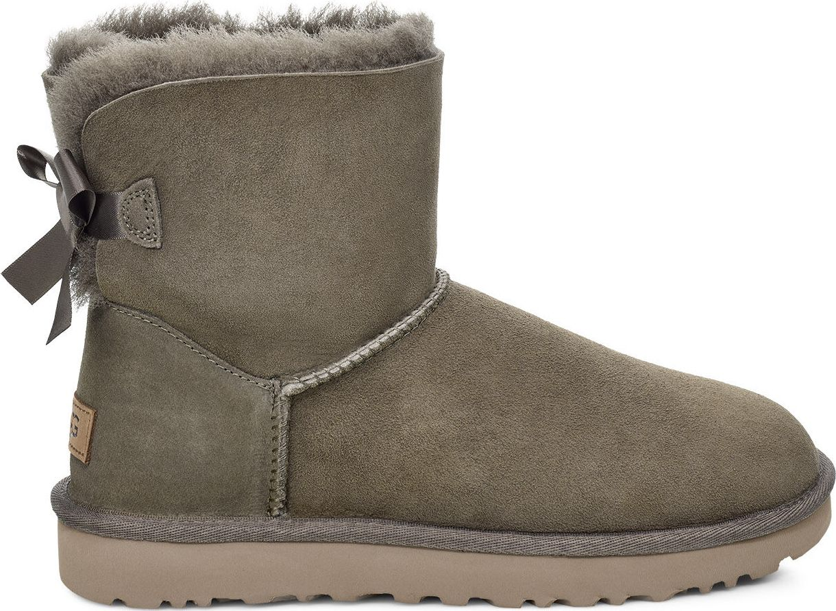 UGG Mini Bailey Bow II Euculyptus Spray 41