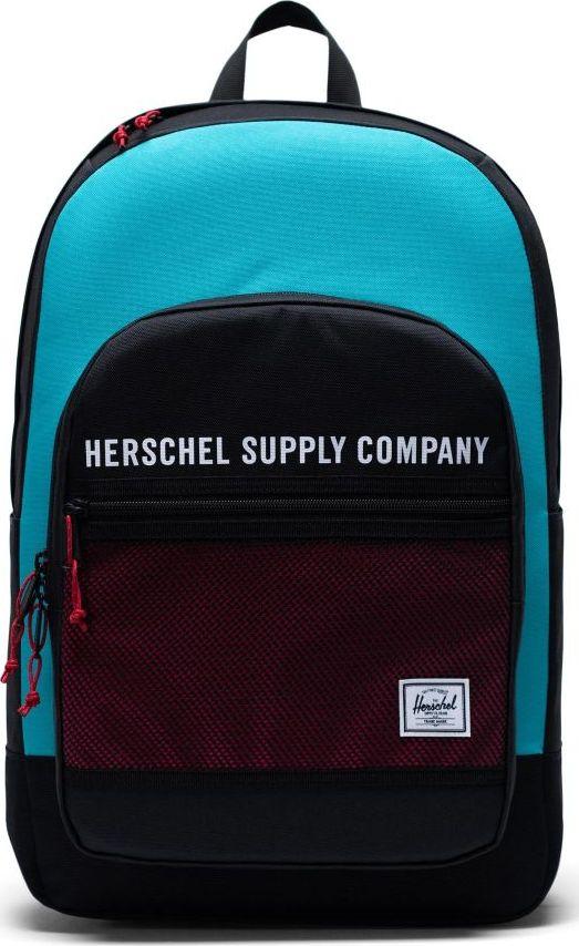 Herschel Kaine Black/Tile Blue/Raspberry Sorbet One size