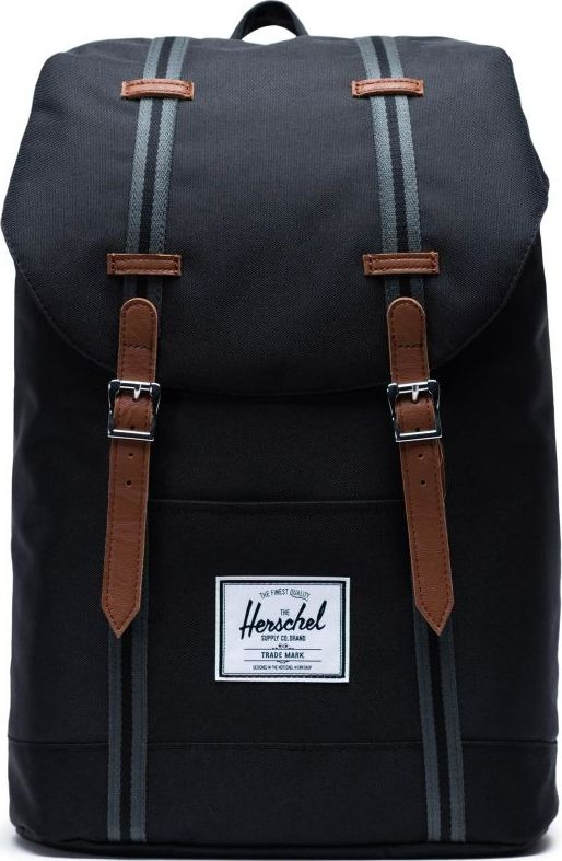 HERSCHEL Retreat Black/Black/Tan One size
