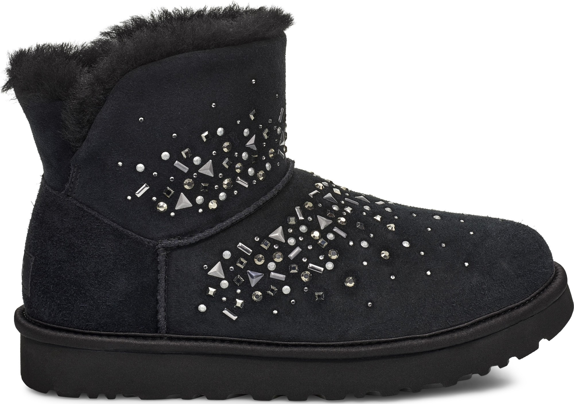 UGG Classic Galaxy Bling Mini Black 41