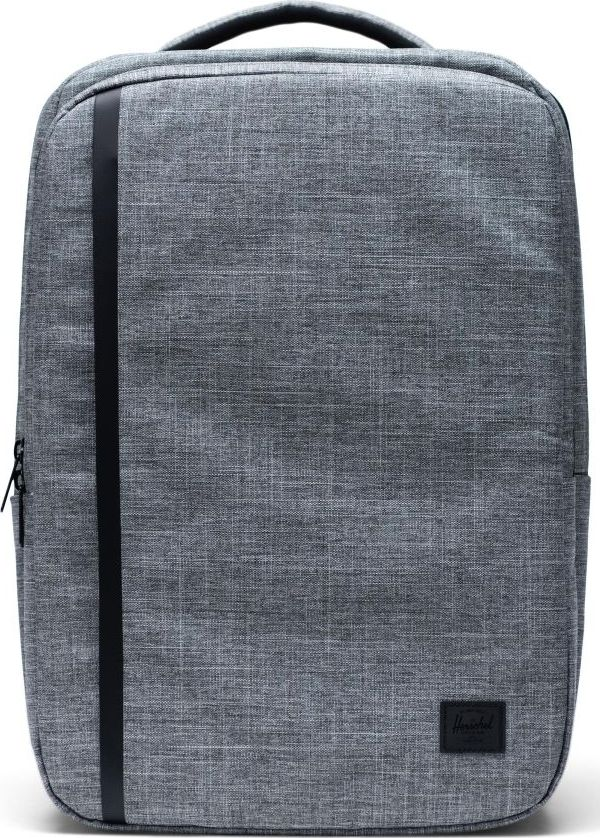 Herschel Travel Backpack Raven Crosshatch One size