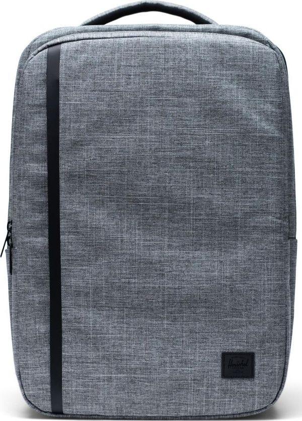 Herschel Travel Backpack Raven Crosshatch One size