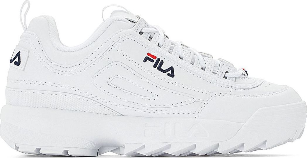 FILA Disruptor Low White 36