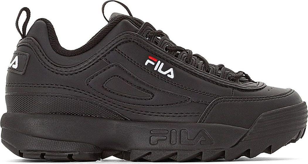 FILA Disruptor Low Black/Black 40